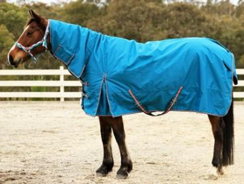Eureka 600D Winter Synthetic Winter Combo Rug