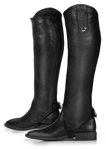 Horze Soft Leather Chaps