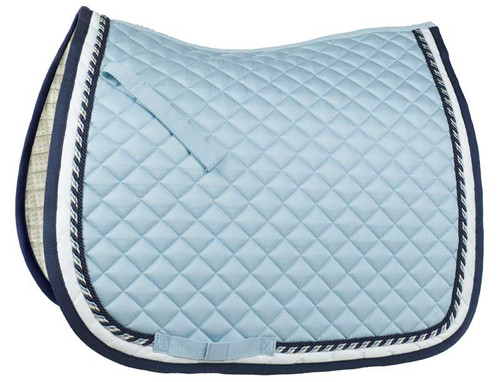 CLEARANCE: Horze Double Corded Dressage Saddle Pad