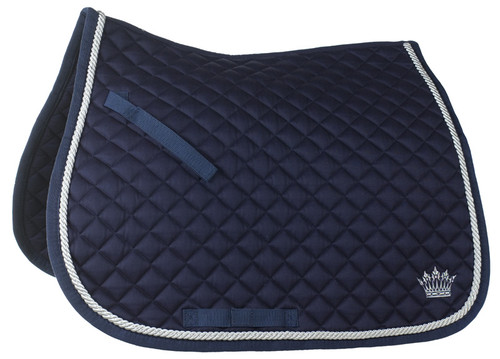 Horze Silvercord All Purpose Saddle Pad