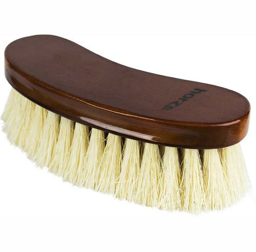 Horze Natural Dust Brush (Wood Backed)