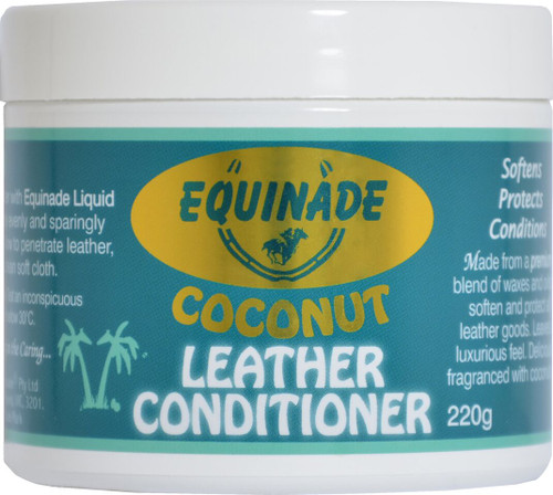 Equinade Coconut Leather Conditioner