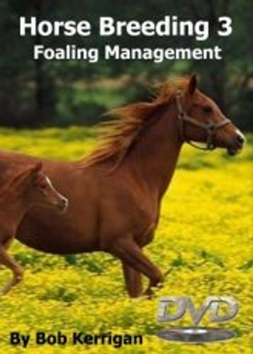 Horse Breeding Volume 3 - Foaling Management (Australian DVD Title)