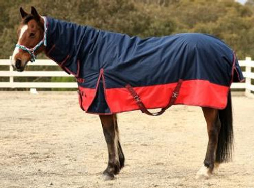 Bounty Hunter Synthetic Lite Combo Horse Rug