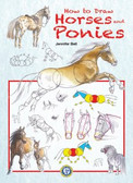 How to Draw Horses and Ponies (Book)