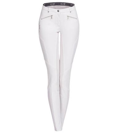 ELT Gala Breeches - White
