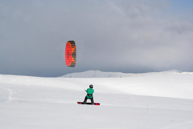 Ozone Pure Snow Kite