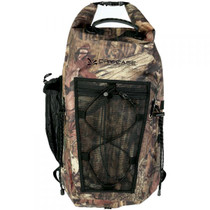 DryCASE Mossy Oak Waterproof Backpack l Break-Up Infinity