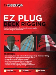 EZ Plug Deck Rigging Kit l 2 Plugs