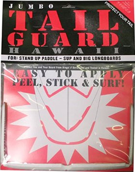 SUP Tail Guard l White