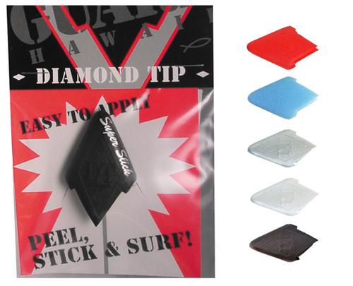 Surfco Hawaii Super Slick Diamond Tip Shortboard Nose Guard
