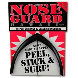 Surfco Hawaii Longboard Nose Guard l Black