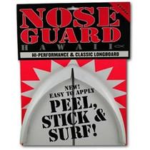 Surfco Hawaii Longboard Nose Guard l White