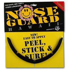 Surfco Hawaii Fun Shape Nose Guard l Black