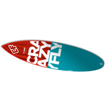 2016 Crazyfly Classic Surfboard