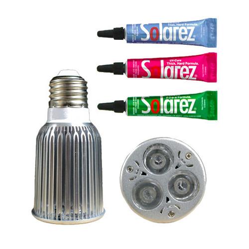 Solarez UV Fly Tie Home Kit