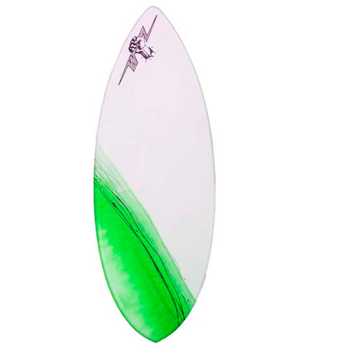 Bolt fiberglass skimboard example only