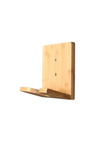 COR Bamboo Skateboard Wall Rack