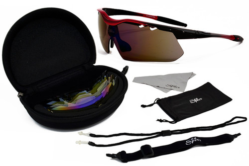 SeaSpecs Cycler Sport Sunglasses Set