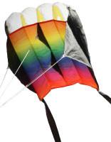"HQ Parafoil ""Easy"" Rainbow Single Line Kite"
