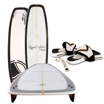 Proof 151cm Lightwind Kiteboard by Liquid Force