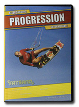 Progression Intermediate Kiteboarding DVD Vol 2 l Free Shipping