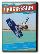 Progression Advanced Kiteboarding DVD l Free Shipping
