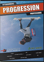 Progression Professional Kiteboarding DVD l Free Shipping