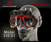 Liquid Image VideoMask Digital Camera Swim Mask 310