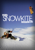 How To Snow Vol. 1   Kiteboarding DVD