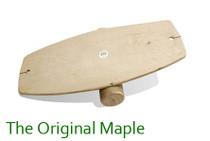 The Original Maple Lotus Balance Board