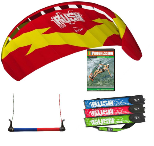 HQ Rush V 250 Trainer Kite