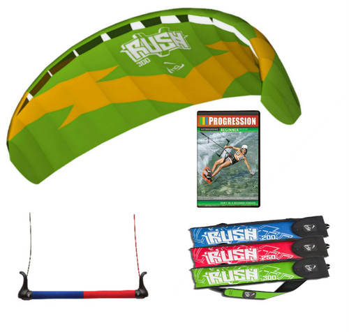 HQ Rush V 300 Trainer Kite