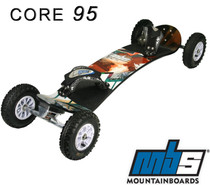 MBS Core 95 Mountainboard