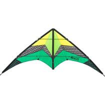 HQ Limbo II Stunt Kite l Emerald