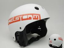 Maelstorm Kiteboarding Helmet Matt Chalk White