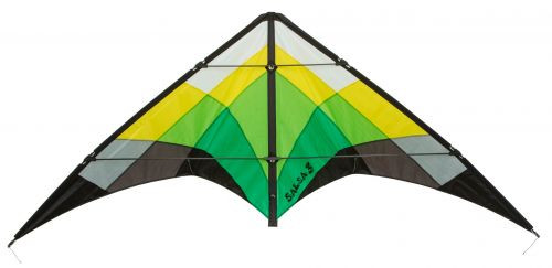 HQ Salsa III Stunt Kite l Jungle