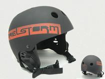 Maelstorm Kiteboarding Helmet Matt Chalk Black