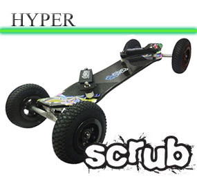 Hyper Mountainboard Main