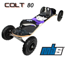 MBS Colt 80 Mountainboard