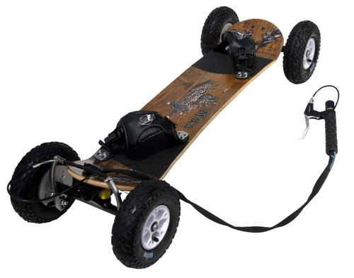 2016 MBS Comp 95x Mountainboard