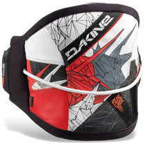 2013 Dakine Renegade Waist Harness Red