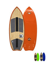 Slayer Pro X Wakesurf Board by Triple X Orange Color