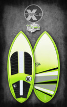 Triple X Composite Pro X Fury Wakesurf Board