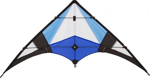 HQ Rookie Eco Line Stunt Kite in Aqua Design
