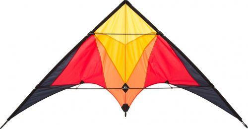 HQ Trigger Blaze Eco Line Stunt Kite with Blaze Design