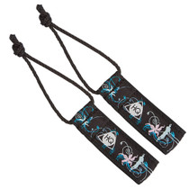 HQ Art Deco Finger Straps l Free Shipping