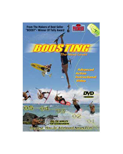 Boosting The Next Level Kiteboarding DVD