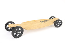 Onda Board Longa Black Tires