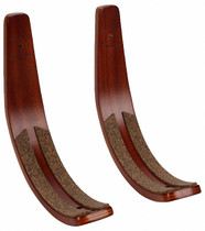Hawaiian Gun Rack Brunette Surf Rack 25